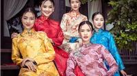 Dàn người đẹp được em gái Trịnh Công Sơn gọi là 'Ngũ long công chúa'