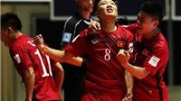 'Siêu phẩm' của Minh Trí nằm trong TOP 10 bàn thắng đẹp nhất World Cup futsal 2016