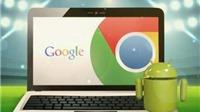 Google ra mắt các thiết bị công nghệ hiện đại mới