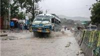 Siêu bão ở Haiti (Mỹ) 230km/h
