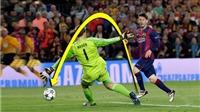 Những bàn thắng đậm chất Ronaldo 'béo', Messi, Henry, Ibra, Batistuta...