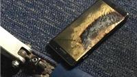 Mỹ: Một chuyến bay phải sơ tán do điện thoại Samsung Galaxy Note 7 bốc khói