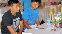 Hoàng Nam sát cánh Hoàng Thiên tại Vietnam Open 2016