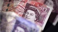 Giữ 30 năm, mất trong vài phút: Đồng bảng Anh bất ngờ giảm giá trị