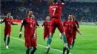 CẬP NHẬT tin sáng 8/10: Ronaldo lập 'poker'. Pháp, Bỉ đại thắng. Mourinho ra yêu cầu với Bailly