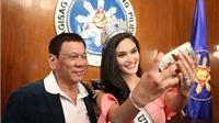 Hoa hậu Hoàn vũ 2016 hủy không tổ chức ở Philippines vì phát ngôn sốc của ông Duterte?