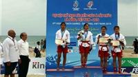 Tổng cục trưởng Tổng cục TDTT Vương Bích Thắng: 'Hướng của thể thao bãi biển phải là xã hội hoá'