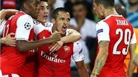 CẬP NHẬT tin tối 8/10: Arsenal có thể ăn ba. 'Pogba và Ibra coi thường đồng đội ở Man United'