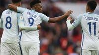 ĐT Anh 2-0 Malta: Henderson tỏa sáng còn Rooney chỉ biết chuyền ra biên