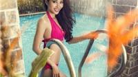 Hoa khôi Nam Em khoe hình thể gợi cảm trong trang phục bikini
