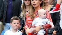 Bà xã Rooney bị tố 'mượn' con trai để bảo vệ chồng
