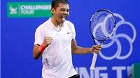 Lý Hoàng Nam lại viết sử cho quần vợt Việt Nam