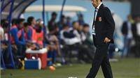 HLV đội tuyển Trung Quốc giữ lời, từ chức sau trận thua Uzbekistan