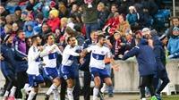 Vì sao cầu thủ San Marino phát CUỒNG với bàn thắng vào lưới Na Uy?