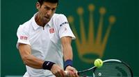 Djokovic tiếp mạch thắng, vào tứ kết Thượng Hải Masters