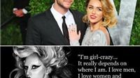 Khi Miley Cyrus, Lady Gaga... bất ngờ trải lòng về 'giới tính thứ 3'