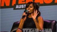 Đệ nhất Phu nhân Mỹ Michelle Obama bàng hoàng và đau đớn với Trump