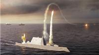 Mỹ bố trí siêu chiến hạm 'độc nhất vô nhị' ở CA-TBD