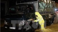 Ảnh hưởng áp thấp nhiệt đới, Quảng Bình ngập sâu, 3 người chết và mất tích