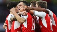 Arsenal bằng điểm Man City, CĐV 'Pháo thủ' mơ về chức vô địch Premier League