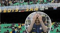 Icardi đá hỏng 11m, bị CĐV Inter chửi rủa thậm tệ