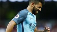 Sergio Aguero bị HLV Everton chê yếu tâm lý vì liên tục đá hỏng 11m