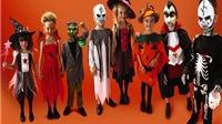 Đồ chơi Halloween: Biến hoá ấn tượng với đủ kiểu mặt nạ