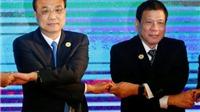 Tổng thống Philippines Duterte thăm TQ, sẽ gặp Tập Cận Bình