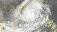 Siêu bão Haima di chuyển đặc biệt nhanh áp sát biển Đông