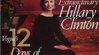 Đưa bà Clinton lên bìa, tạp chí thời trang Vogue 'phá vỡ truyền thống'