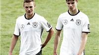 Julian Weigl và Joshua Kimmich: Cuộc song hành trưởng thành của những người Đức trẻ