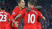 Liverpool là chuẩn mực của bóng đá tấn công