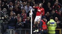 Man United 1-0 Man City: Mata nổ súng, đánh bại đội hình 2 của Guardiola