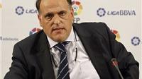 Chủ tịch La Liga bị kiện vì mỉa mai cầu thủ Barcelona