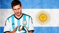 Messi, Maradona, Del Potro: các siêu sao người Argentina đã lớn lên ở đâu?