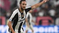 Sự phản bội của Higuain châm lửa cho cuộc chiến Juventus - Napoli
