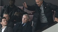 Tức trọng tài, bị cấm chỉ đạo, Jose Mourinho bỏ họp báo