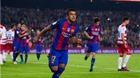 Barca thắng tối thiểu Granada, Enrique phải 'giải trình'