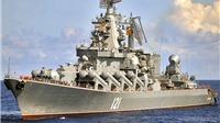 Những siêu chiến hạm hùng mạnh nhất của Hải quân Nga