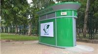 Hà Nội sắp có 1.000 nhà vệ sinh công cộng