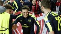 ĐIỂM NHẤN Ludogorets 2-3 Arsenal: 'Pháo thủ' lại biết vượt khó. Hai bộ mặt của Giroud