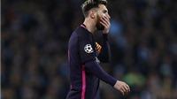 CẬP NHẬT sáng 3/11: Lộ danh tính người của Man City chửi nhau với Messi. Barca không bán Suarez cho M.U