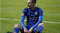 Leicester vẫn lập kỷ lục ở Champions League dù không thắng