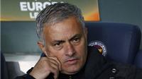 Jose Mourinho đang gặp thảm họa ở Man United