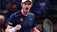Andy Murray chỉ còn cách số Một thế giới đúng một trận thắng nữa