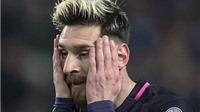 Lionel Messi bất ngờ BỊ LOẠI khỏi Top 10 cầu thủ xuất sắc nhất 2016