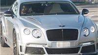 Sterling 'đổi xe như đổi áo', bắt chước Guardiola tậu xế xịn Bentley