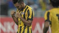 'Hung thần' của tuyển Việt Nam trở lại đội hình Malaysia