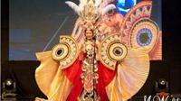 Hoa hậu gốc Việt Xuân Thủy lọt Top 5 Hoa hậu Quý bà Thế giới