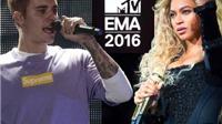 MTV EMA 2016: Đông Nhi được vinh danh với Justin Bieber, Lady Laga